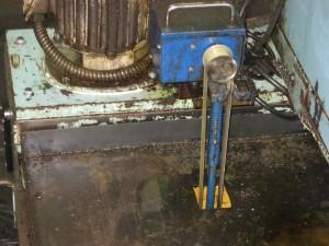 belt oil skimmer
