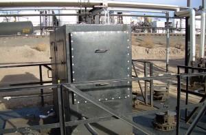Refinery Oil Skimmer