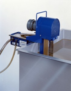 tote-it oil skimmer with oil separator